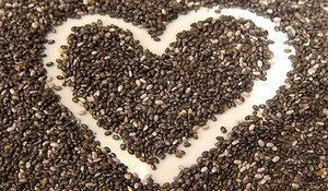 Chia seeds heart disease
